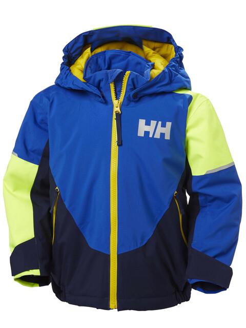 Helly Hansen Rider Ins Jas Kinderen blauw